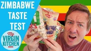 TASTING ZIMBABWE TREATS