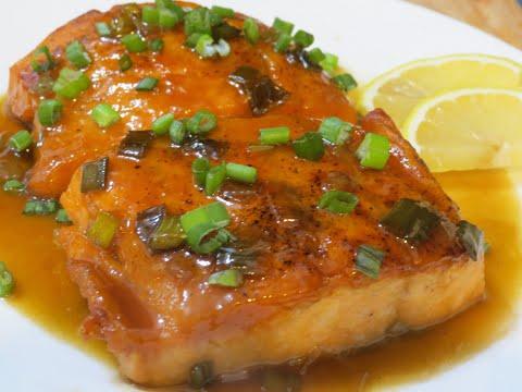 honey-soy-salmon-recipe-/-recette-de-saumon-au-miel-et-au-soja