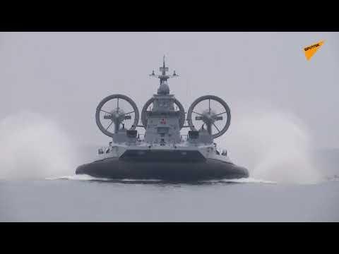 V Rusku byla zahájena rozsáhlá námořní cvičení Oceánský štít 2020 from YouTube · Duration:  2 minutes 34 seconds