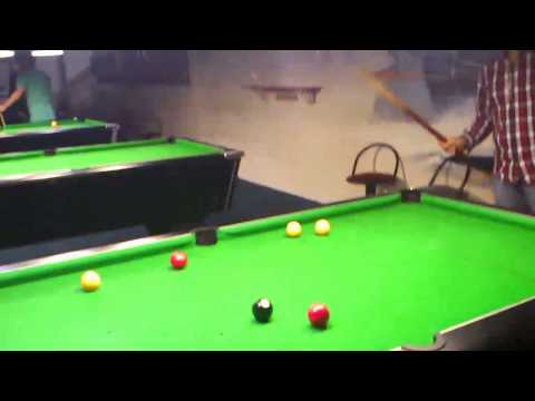 Cable Plays Pool The Lost Footage