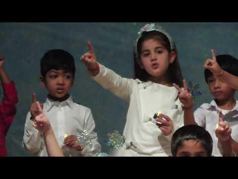 Light a Candle for peace - Valley Montessori preschool