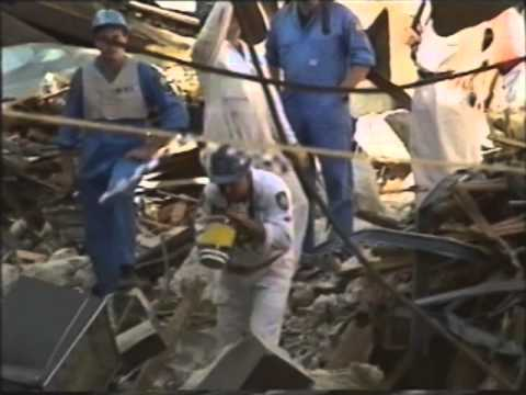 Newcastle Earthquake Special 1989