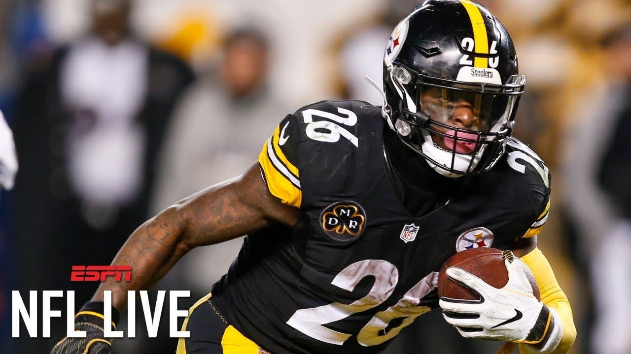 183cdc877 Where will Le'Veon Bell land in 2019?   NFL Live - YouTube