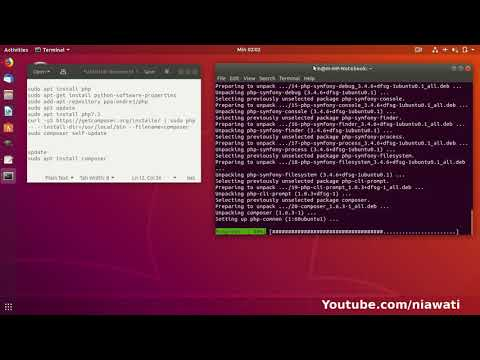 How To Install Composer Ubuntu in 18.04