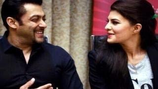 Jacqueline Fernandez in love with Salman Khan