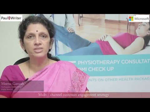 Interview with Meena Ganesh Co-Founder, MD & CEO, Portea Medical