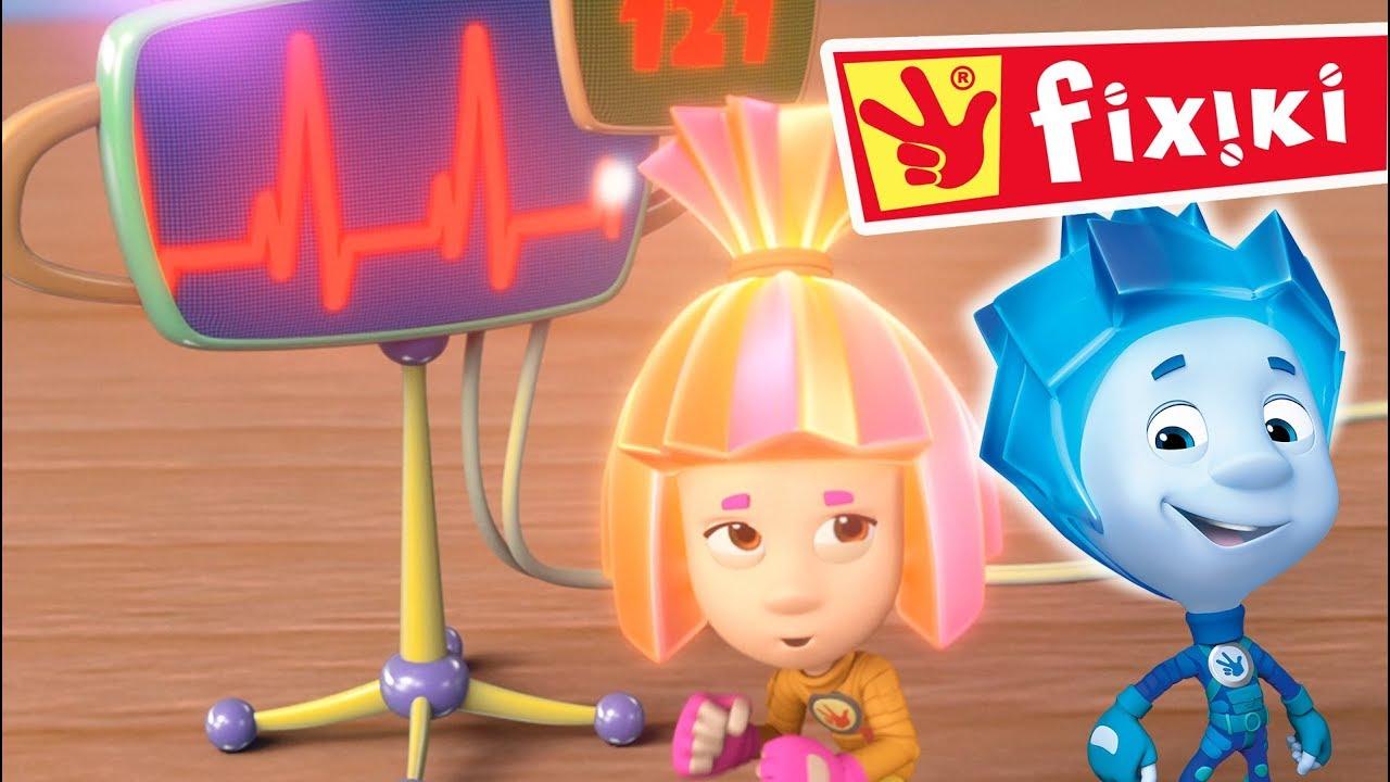 FIXIKI - Detectorul de minciuni  (Ep.53) Desene animate în română pentru copii