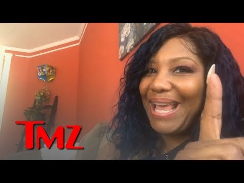 Traci Braxton Doing Solo Tour After Getting Dropped From Toni's   TMZ