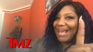 Traci Braxton Doing Solo Tour After Getting Dropped from Toni