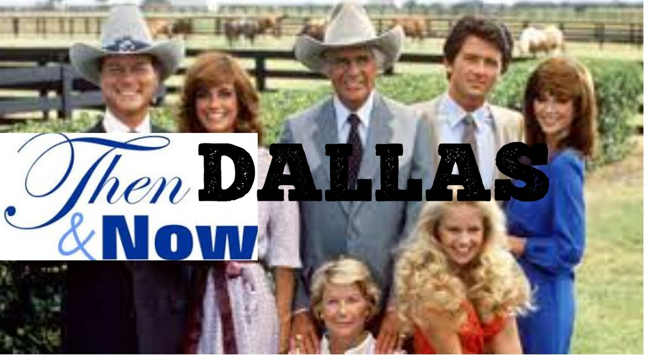 """Download """"Dallas"""" Cast of - Then & Now ( 2021 )"""