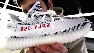 THE MOST EXPENSIVE ADIDAS YEEZY EVER