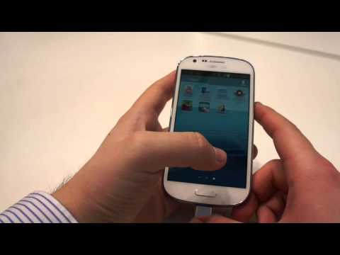 Samsung Galaxy Express LTE 4G Hands-On english