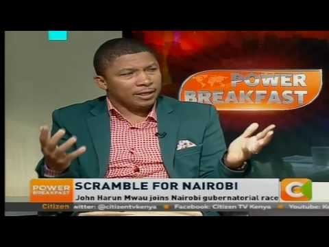 Power Breakfast News Review: Scramble for Nairobi