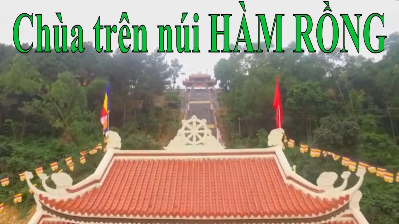Chùa trên núi Hàm Rồng – Thanh Hóa. Thiền Viện Trúc Lâm Hàm Rồng.=du lich Việt Nam.=62-22645=