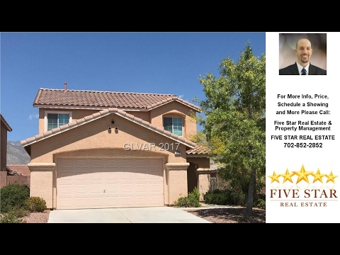 1429 SWANBROOKE Drive, Las Vegas, NV Presented by Five Star Real Estate & Property Management.
