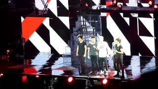 One Direction - Loved You First - Verizon Center, Washington DC