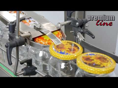 Automatic Honey Bottling Line
