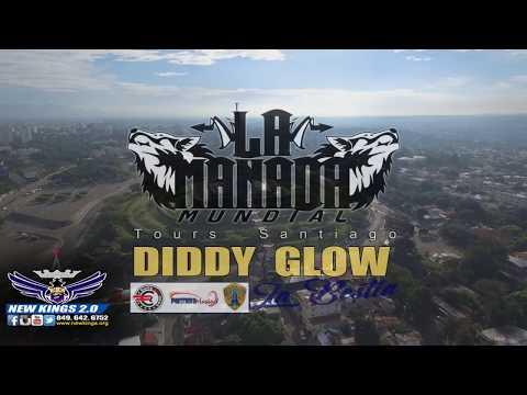 Diddy Glow Media Tour en Santiago De Los Caballeros 2017