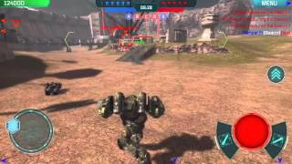 Walking War Robots [WWR] - TEST SERVER - SWARM Part 1 | ADRIANNNNNN