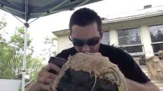 This is how I make my scarecrow skulls. In this video I am using a ...