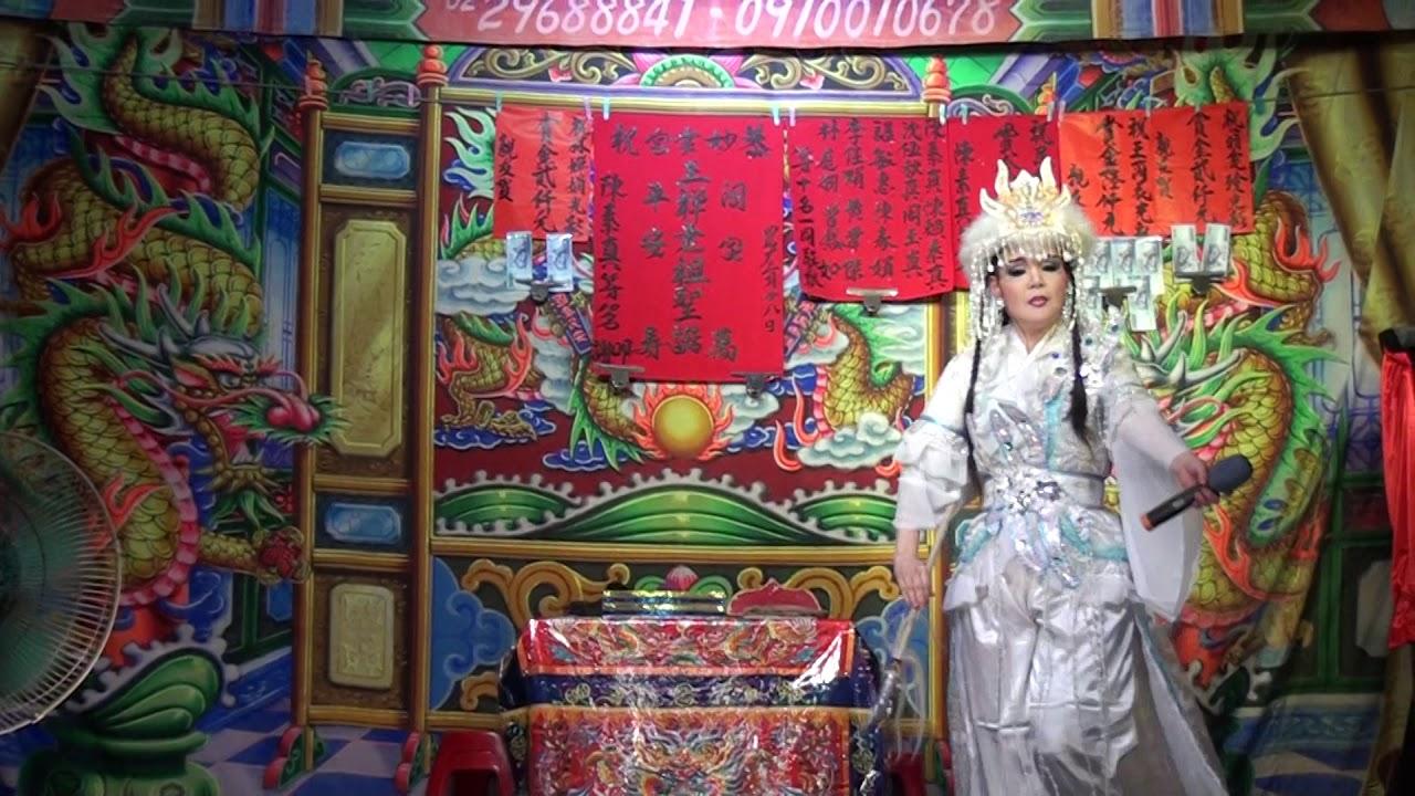 民權歌劇團[楊秋萍]五府千歲大戰囝仔公!筱卿周上傳 - YouTube