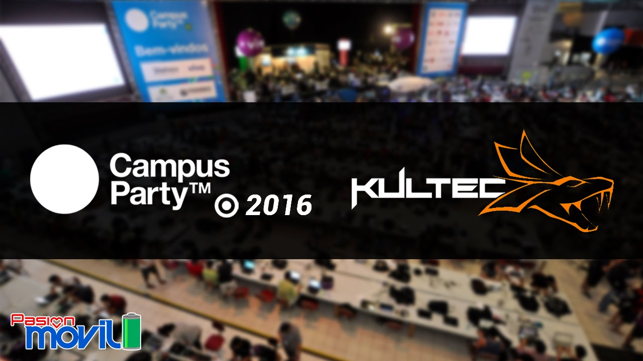 Sillas Campus Party En Kultec 2016 Gamer eHIYD29WE