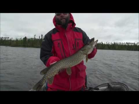 Leuenberger's Fly-In Lodge And Wilderness Outposts - Fly Fishing On Kagianagami Lake, Pt. 2