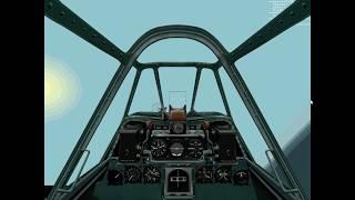 Warbirds II. 1998. A6M5 Zero Flight Demonstration.