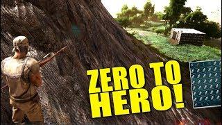 Zero To Hero! (Ark Pirates Official Pvp) - Ark:Survival Evolved - Ep.8