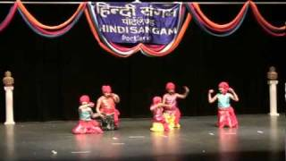 12-B Kids Dance by Sushmita Group
