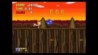 Sonic Lost Worlds Part 2: Rock Zone....so bland it doesn