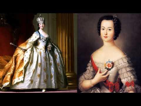 Екатерина 2 Великая (1729-1796) - российская императрица. Рассказывает историк Наталия Басовская.