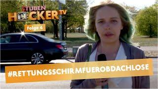 Ronja bei StubenhockerTV – Aufruf: #Rettungsschirmfuerobdachlose