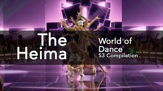 The Heima  - All performances and Front Row Rehearsals (NBC World of Dance S3)