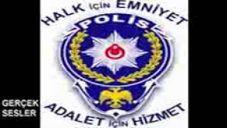 Polis telsiz sesi