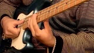 Ismael Viera - Bass
