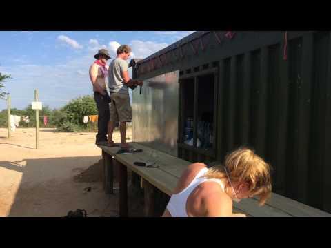 Life at the Botswana Wilderness Adventure (TheGreatProjects.com)
