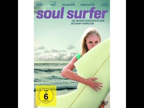 SOUL SURFER - Trailer Deutsch German HD - Christlich - Film - Kino