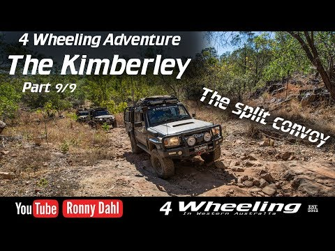 4 Wheeling Adventure The Kimberley, part 9/9