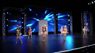 Bathing Beauties 6 year old Jazz Showstopper