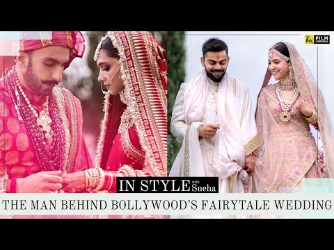 The Man Who Makes Celeb Weddings Look Like A Fairytale | The Wedding Filmer | In Style With Sneha