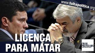 Senador petista Humberto Costa tenta 'enquadrar' Sergio Moro e acaba recebendo aula em pleno Senado