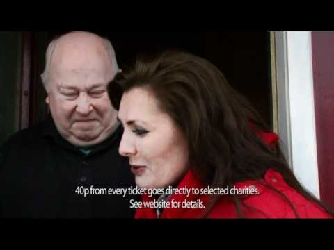 People's Postcode Lottery Bonus Street Prize Winners December 2010 Television Commercial