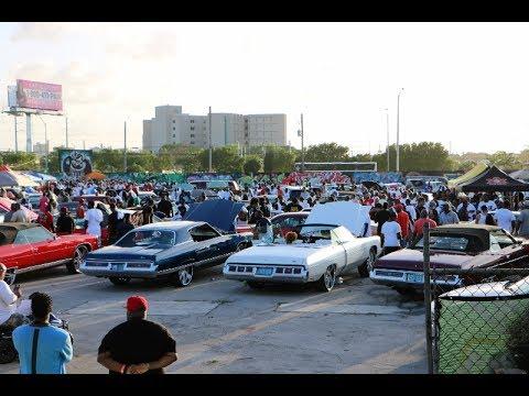 WhipAddict: Donk Day Car Show, Street Action, Donks, Custom Cars, Burnouts! Part 2