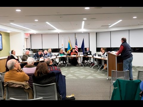 Meeting of the Board of Directors - January 26, 2017