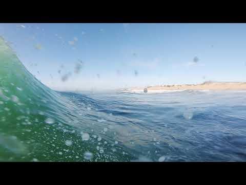 Port alfred GoPro POV Bodyboarding