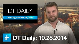 Amazon Fire Stick, Elon Musk on A.I., Laser bullets - DT Daily (Oct 28)