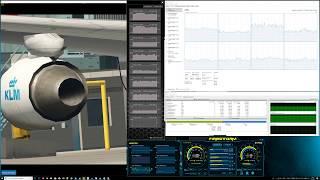 Performance check: Xplane VR 11.20 (Oculus) - need power