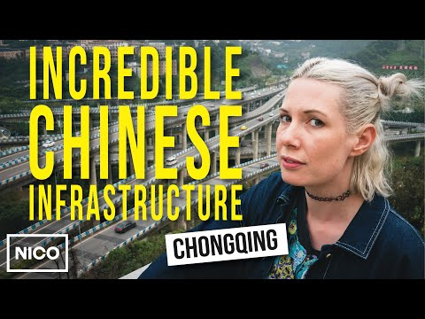China's 3D City - Chongqing's Incredible Infrastructure