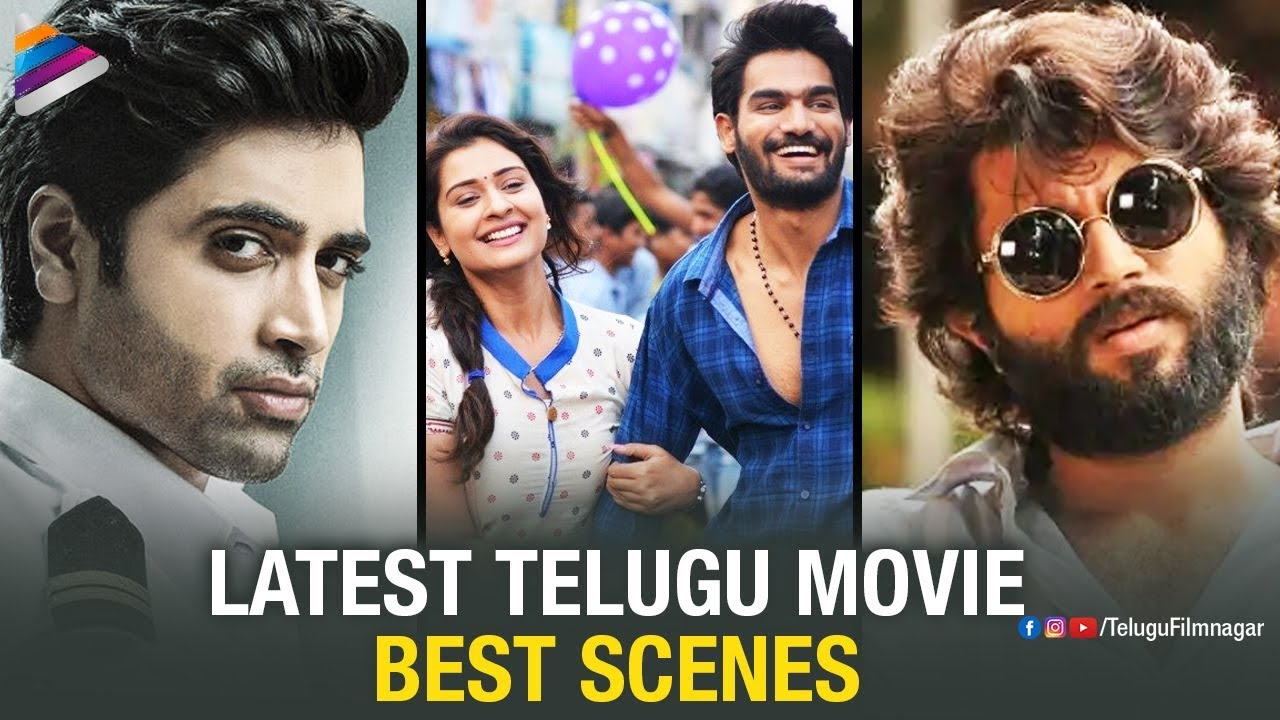Download 2018 Latest Telugu Movie Best Scenes | Goodachari | RX 100 | Arjun Reddy | MCA | Telugu FilmNagar